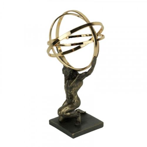 Скулптура на Атлас на супер цена от Neostyle.bg