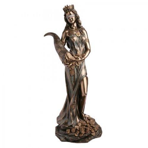 Бронзова статуетка на фортуна на супер цена от Neostyle.bg