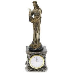 Декоративен часовник Фортуна