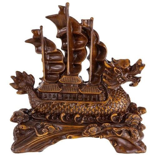 Декоративна фигура-дракон на супер цена от Neostyle.bg