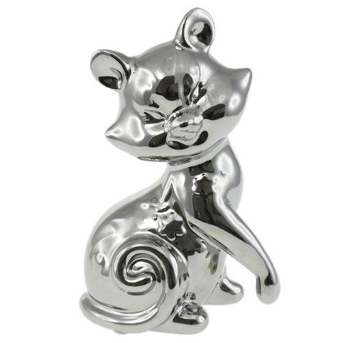 Декоративна статуетка Котка на супер цена от Neostyle.bg
