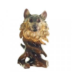 Декоративна фигура на вълк