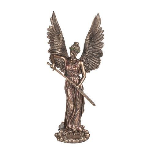 Декоративна статуетка Ангел на Мира на супер цена от Neostyle.bg