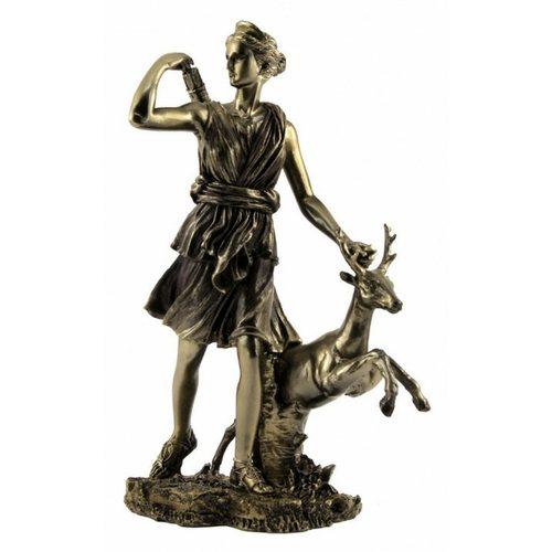 Декоративна статуетка Диана