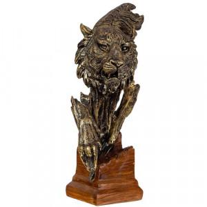 Декоративна статуетка''Глава на тигър''