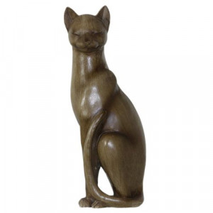 Декоративна статуетка Котка