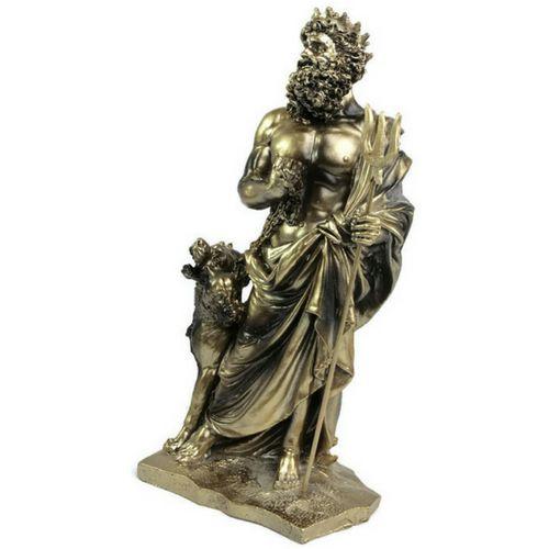 Фигура от полирезин на Хадес