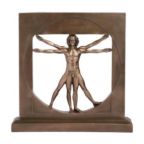 Скулптура на Витрувианския човек