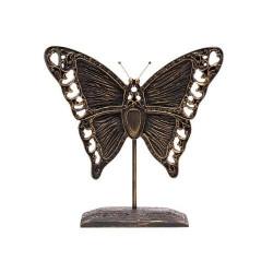 """Арт статуетка """"пеперуда""""-Голяма"""