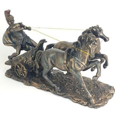 Римски войник с колесница