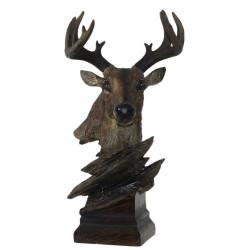 Статуетка''Глава на елен''