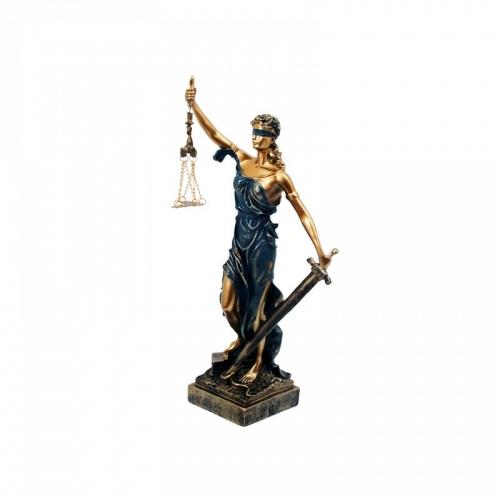 Декоративна статуетка Темида на супер цена от Neostyle.bg