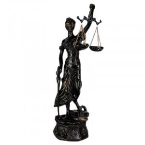 Статуетка Темида