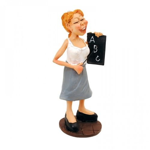 Статуетка Учителка на супер цена от Neostyle.bg