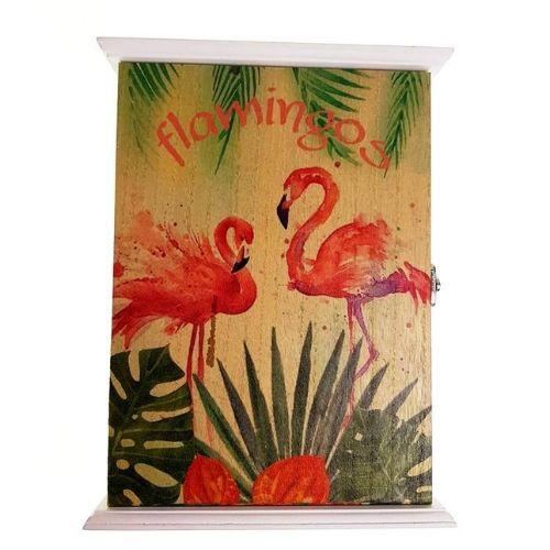 Кутия за ключове Фламинго на супер цена от Neostyle.bg