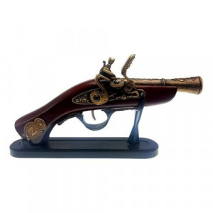 Античен пистолет на поставка