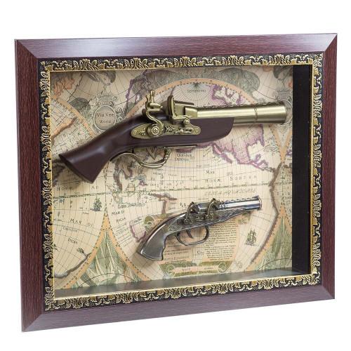Картина с пистолети на супер цена от Neostyle.bg