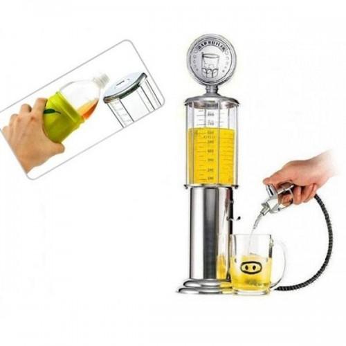 Ретро бензинова колонка диспенсър с един маркуч на супер цена от Neostyle.bg
