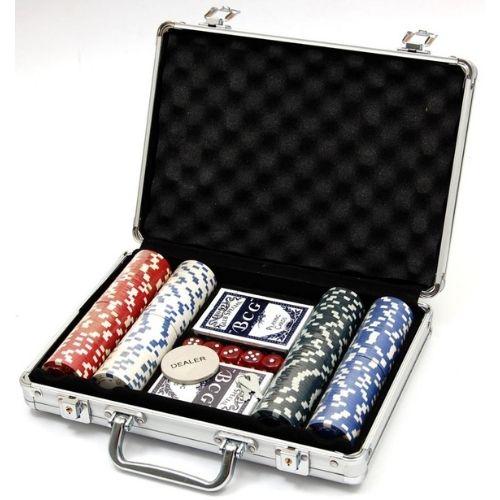 Покер сет в меална кутия на супер цена от Neostyle.bg