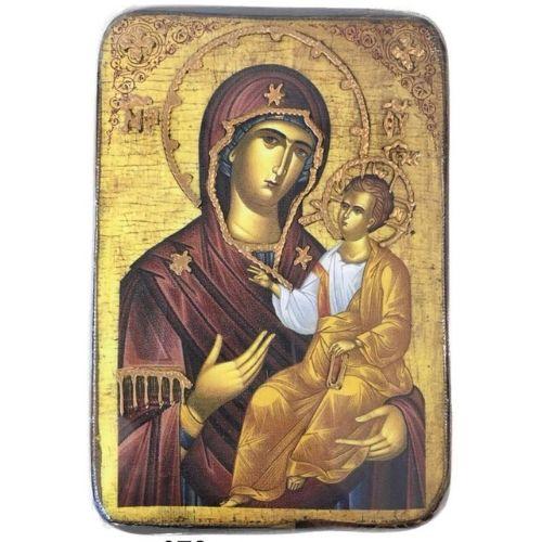 Икона на света богородица с младенеца на супер цена от Neostyle.bg
