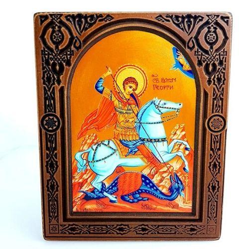 Икона Свети Георги Победоносец на супер цена от Neostyle.bg