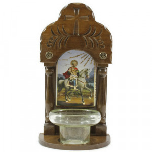 Иконостас Свети Мина
