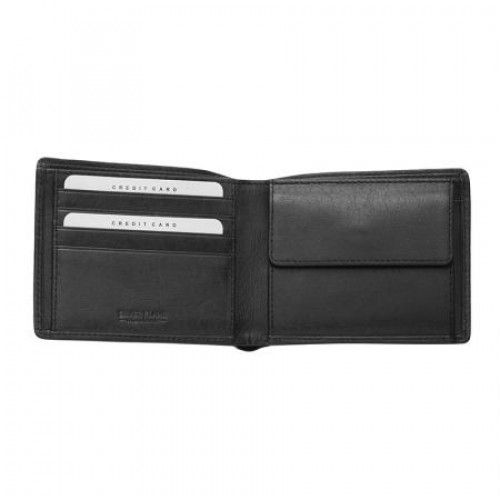 Мъжки портфейл черен Silver Flame на супер цена от Neostyle.bg