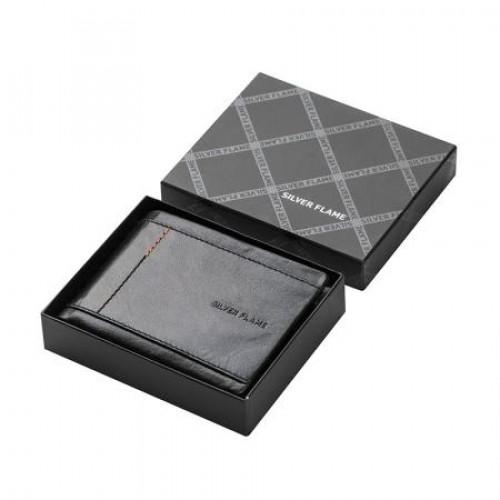 Мъжки портфейл Silver Flame - Франция на супер цена от Neostyle.bg