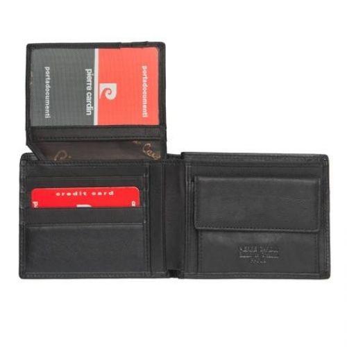 Луксозен сет от портфейл и колан -115 см Pierre Cardin на супер цена от Neostyle.bg