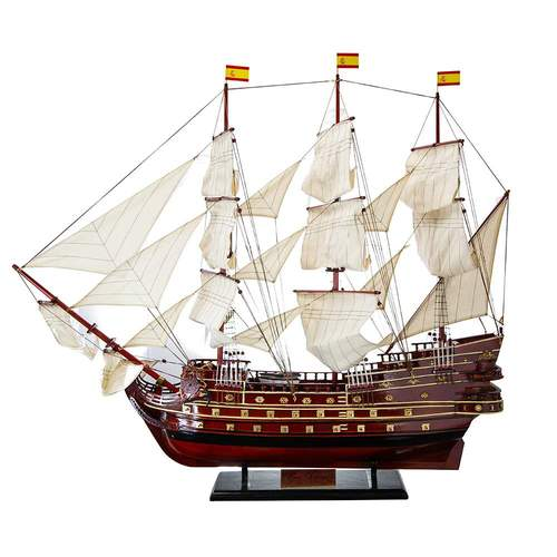 Макет на кораб San Felipe 1690