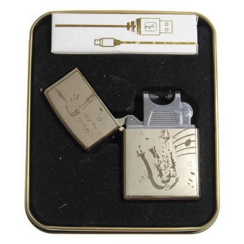 USB запалка саксофон