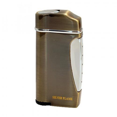 Запалка Silver Flame на супер цена от Neostyle.bg