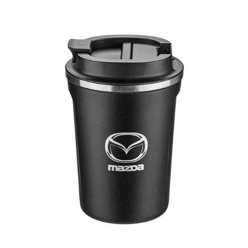 Термо чаша с лого на Mazda на супер цена от Neostyle.bg