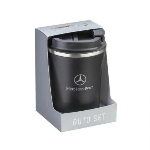 Термо чаша с лого на Mercedes на супер цена от Neostyle.bg