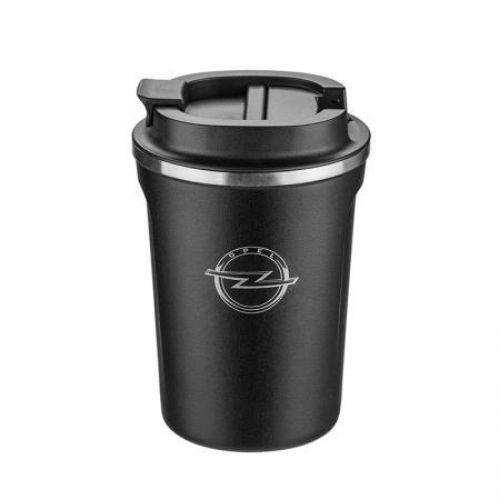 Термо чаша с лого на Opel на супер цена от Neostyle.bg