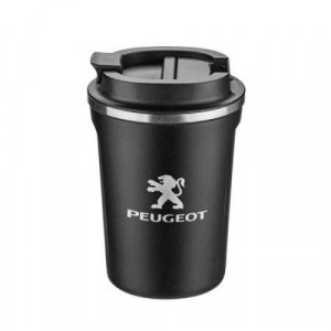 Термо чаша с лого на Peugeot
