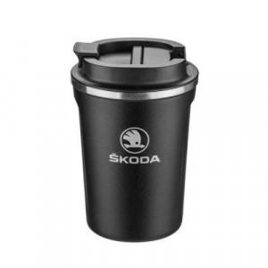Термо чаша с лого на Skoda