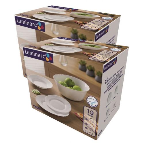 Сервиз за хранене Luminarc Cadix на супер цена от Neostyle.bg